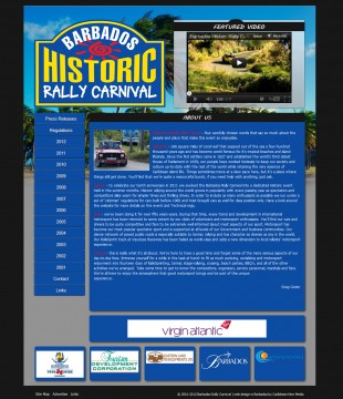 Barbados Historic Rally Carnival
