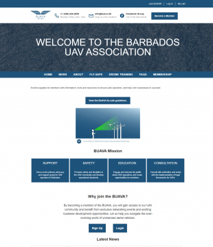 The Barbados UAV Association